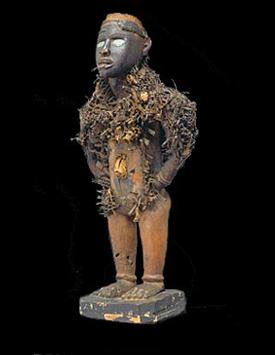 Kongo Nkisi Nkondi